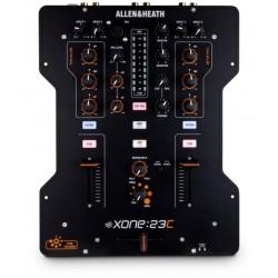 ALLEN & HEATH  XONE 23C MIXER PER DJ