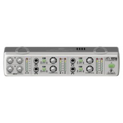 BEHRINGER AMP800 MINI AMP AMPLIFICATORE PER CUFFIE STEREO