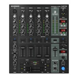 MIXER PER DJ DJX750 - BEHRINGER