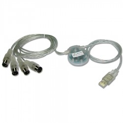 ICON MIDIPORT 2 INTERFACCIA MDI / USB
