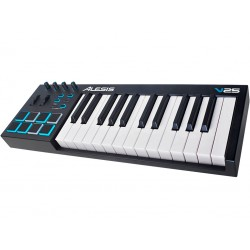 ALESIS V25 TASTIERA MIDI USB 25 TASTI