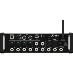 BEHRINGER X AIR XR12 MIXER DIGITALE WIFI 12 CANALI