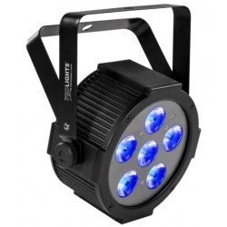 PROLIGHTS LUMIPAR6UQ PAR LED 6X8W RGBW DMX