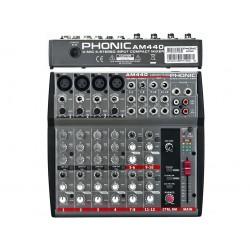 PHONIC AM440 MIXER PASSIVO 8 CANALI