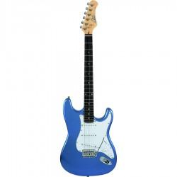 EKO S300 METTALIC BLUE CHITARRA ELETTRICA BLU METTALICA
