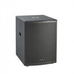 SOUNDSATION HYPER BASS 15A SUBWOOFER AMPLIFICATO 15'' 1200WATT