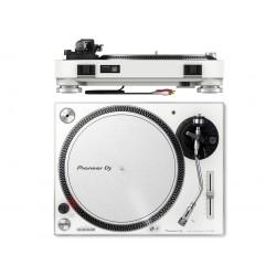 PIONEER PLX500 W WHITE GIRADISCHI A TRAZIONE DIRETTA USB PER DJ