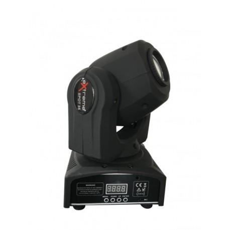 EXTREME SPOT 35 TESTA MOBILE SPOT LED 35 WATT RGBW DMX