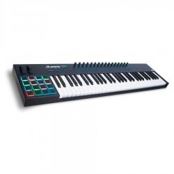 ALESIS VI61 TASTIERA MIDI / USB 61 TASTI SEMIPESATI