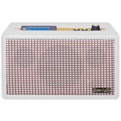 TREVI DS 1976 V SEVENTYSIX CASSA HIFI CON RADIO FM LETTORE USB MP3 BLUETOOTH