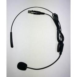 PROEL HEADSETWM101 ARCHETTO DI RICAMBIO ATTACCO MINI XLR 3POLI PER RADIOMICROFONO WM101H O SIMILI