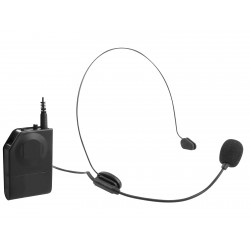 TREVI EM 408 R RADIOMICROFONO HEADSET ARCHETTO SENZA FILI