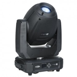 SHOWTEC PHANTOM 130 SPOT 40072 TESTA MOBILE SPOT LED 130 WATT DMX